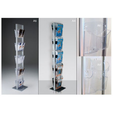Toppskylt, A4 - Ice Stand