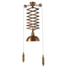 Dean Copper Scissor - taklampa