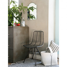 William Chair i industristil - 2-pack