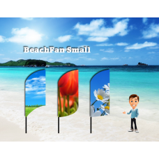 BeachFan Small - 4-pack