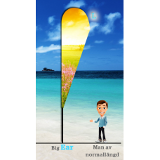 BeachFan BigEar Large - 2-pack