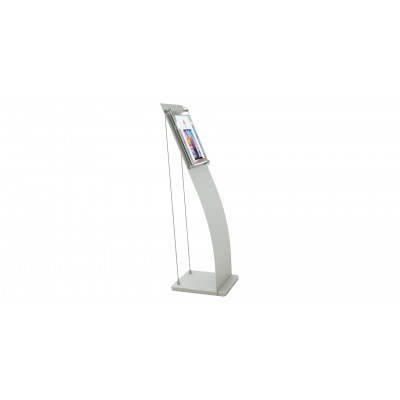 Vista Crystal-Led Stand A4 - NYHET!