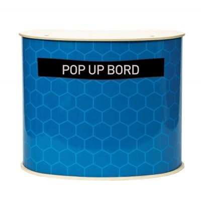 Pop up-bord